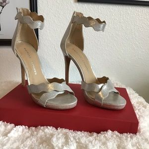 Chinese Laundry Heels | Scalloped Ankle Band 7.5